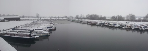 Aston Marina - January 2012