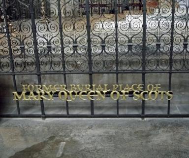 MaryQueenOfScotsPeterborough