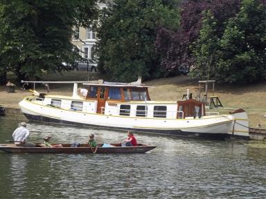 BargeJesusGreen