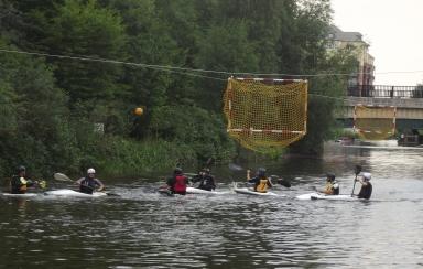 CanoeWaterPolo