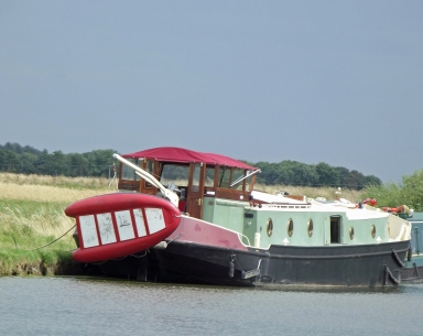 BoatGrinning
