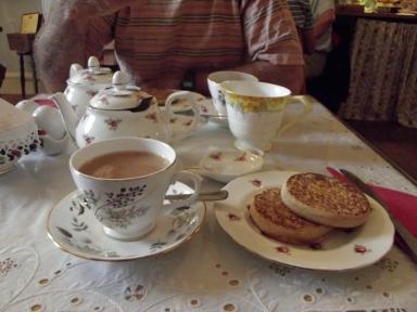 Tea&Crumpets