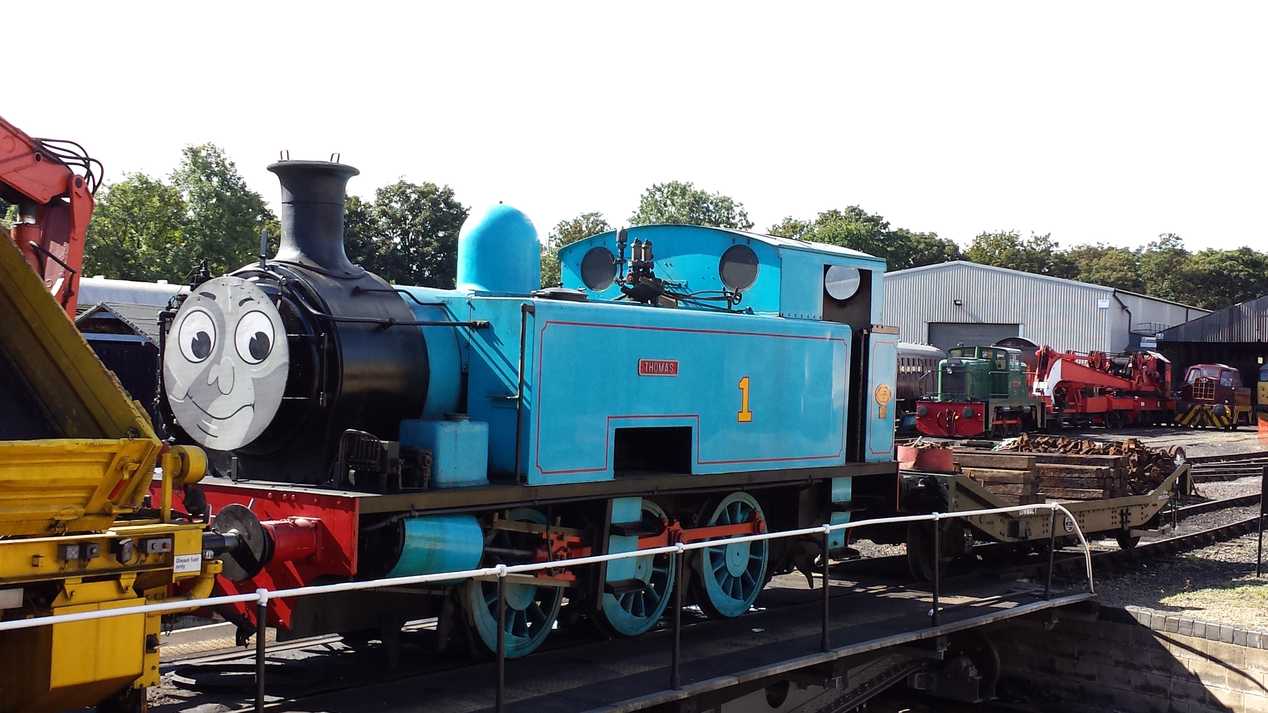 Steam trains and street theatre | ewn ha cul