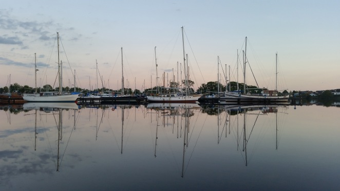 YachtsSunset