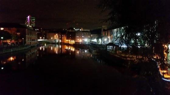WaterfrontAtNight