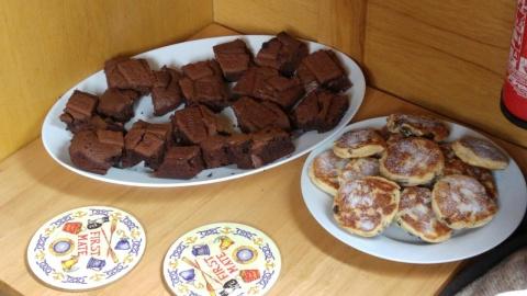 BrowniesWelshCakes