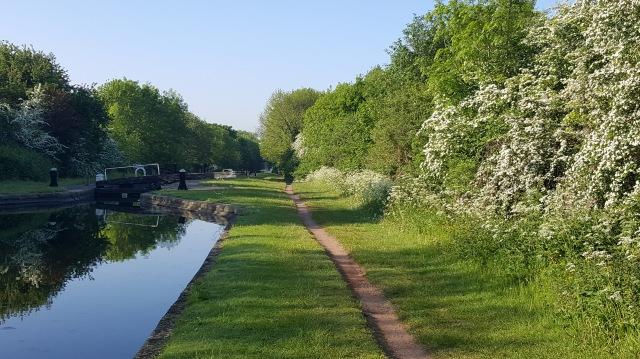 Rushall Locks